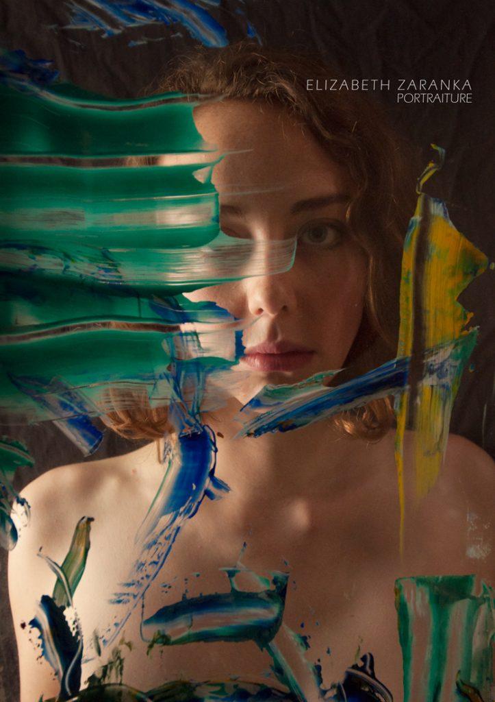 San Diego artist portrait